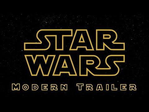 A Modernized Trailer for the Original Star Wars