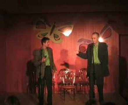 Kabaret Z Konopi - Golarka
