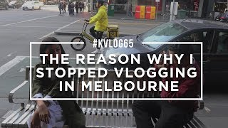 Video #KVLOG65 - THE REASON WHY I STOPPED VLOGGING IN MELBOURNE MP3, 3GP, MP4, WEBM, AVI, FLV September 2018