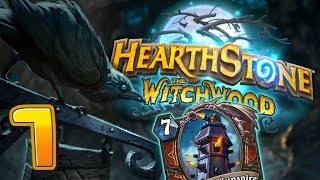 HEARTHSTONE'S FIRST BUILDING?! - The Witchwood Review #7 - Hearthstone Expansion