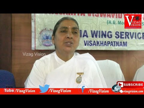 National Media Conference by Brahma Kumaris on 20th to 24th Sept at Abu Road,Rajasthan,Vizag Vision News...
