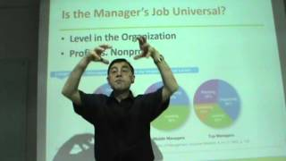 Principles Of Management - Lecture 02