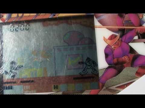 Mega Man LCD Tiger Electronics Game Review