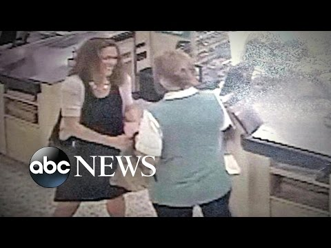 Missing Florida Mother Shown on Surveillance Footage