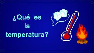 Qué es la temperatura y qué representa físicamente? ¿Cómo se mide?¿Tiene límites? En este vídeo vamos a responder a todas estas preguntas y contaremos ...