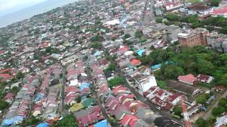 Bengkulu Indonesia  city images : BENGKULU (INDONESIA) FROM WL TOYS QUADCOPTER V222 CAMERA