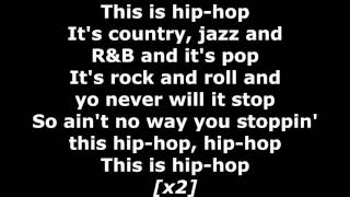 Tech N9ne (ft. Brotha Lynch Hung) - This Is Hip Hop - Lyrics