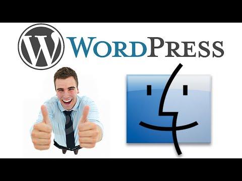 Install WordPress Locally On Your Mac!