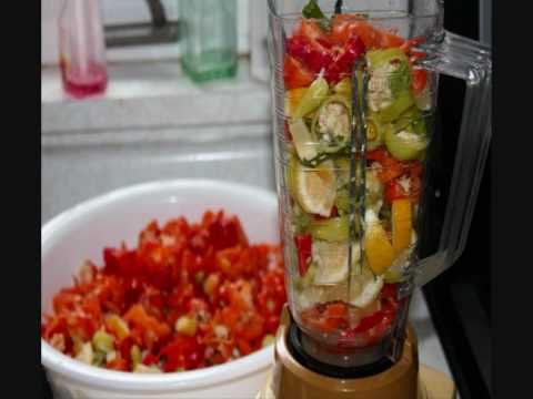 Another Great Hot Traditional Pepper Sauce Recipe from Trinidad