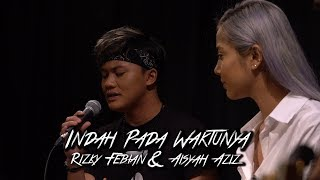 Video Rizky Febian & Aisyah Aziz - Indah Pada Waktunya #akuStar MP3, 3GP, MP4, WEBM, AVI, FLV November 2018