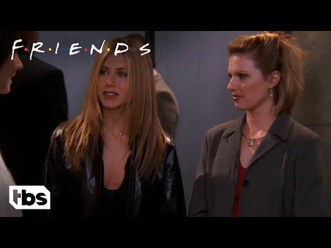 Friends: Rachel Gets Peer Pressured Into Smoking (Season 5 Clip) | TBS
