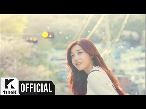 Jung Eun Ji with Harim – Hopefully Sky