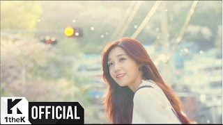 [MV] Jeong Eun Ji(정은지) _ Hopefully sky(하늘바라기) (Feat. Hareem(하림)) [Notice] 1theK YouTube is also an official channel for ...