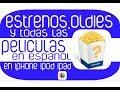 ESTRENOS Y TODAS LAS PELICULAS EN ESPAÑOL en tu iPhone y iPod Touch