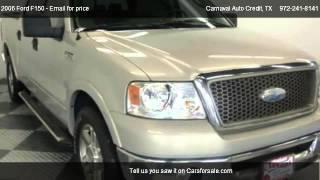 2006 Ford F150  - for sale in Dallas, TX 75229
