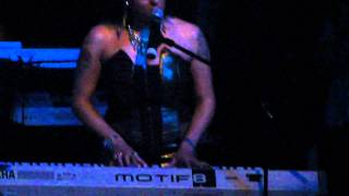 Marsha Ambrosius Performing With You, Say Yes