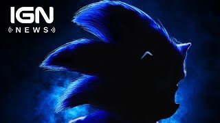 First Poster for Sonic the Hedgehog Movie Revealed by IGN
