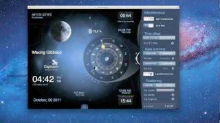 Video review Deluxe Moon HD - Moon Phase Calendar - 1.34