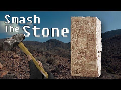 Internet Historian - 9gag's Meme Rock | #SmashTheStone