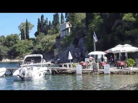 Agni Bay Beach - Corfu island (Greece) - A beautiful spot to relax