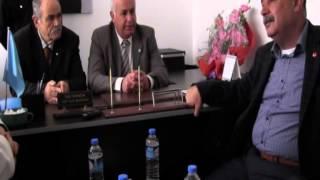 Didim Belediye Başkanı Mümin Kamacı, CHP'den istifa edip, DSP'ye geçti.