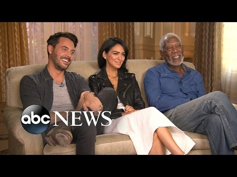 Cast of New 'Ben-Hur' on Reimagining the Classic