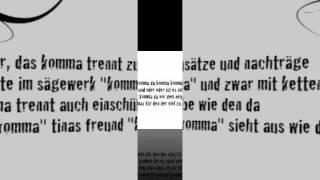Download Lagu Kommaregeln | Rap Mp3