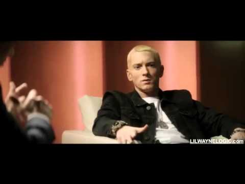 "EMINEM ADMITS HE IS GAY in ""The Interview"""