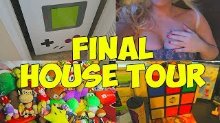 """My first house tour:https://www.youtube.com/watch?v=e_gCwrmhdPAMy second (more recent) house tour:https://www.youtube.com/watch?v=dZ054lmlW_U-------------THANK YOU FOR WATCHING! YOU ARE WONDERFUL! FAN SERVICE!? Support on Patreon! http://www.patreon.com/tarababcockPlease give my gaming channel some love! http://www.youtube.com/tarababcockgamesTARA MERCH! A minimum of 25% of my cut goes to charity!http://scrimgear.com/store/tarababcock/Check out my gaming livestream at:http://www.twitch.tv/tarababcockSupport my Sex Ed series and treat yourself to 50% (almost) any one item at http://www.adamandeve.com with code """"TARA""""! Also, free shipping in the US!Wanna send me something for my Friday Night Mail series? http://smile.amazon.com/registry/wishlist/2O9K1IS4R4IEP (choose ASCPA as your charity!)Tara BabcockPO Box 3246Renton, WA 98056Send me YOUR Shit Tara Says episode and see it, and your links, on my page! tarababcockgames@gmail.comWant me to try a game for the Losing My Virginity series? Send it to me on Steam or choose from my wishlist! http://steamcommunity.com/id/tarababcockSend games to: tarababcockgames@gmail.comMORE TARA LINKS:#TARABABCOCKMERCH: http://scrimgear.com/store/tarababcock/Patreon Campaign: http://www.patreon.com/tarababcockGaming Channel: http://www.youtube.com/tarababcockgamesLivestream: http://www.twitch.tv/tarababcockInstagram: http://www.instagram.com/tarababcockMinds: https://www.minds.com/TaraBabcockVidme: https://vid.me/TaraBabcockAmazon Wishlist: http://smile.amazon.com/registry/wishlist/2O9K1IS4R4IEPTwitter: http://www.twitter.com/tarababcockFacebook Fanpage: http://www.facebook.com/tarababcockgames Computer Specs & Equipment: http://kit.com/TaraBabcockMusic & Sounds by:Thomas Woodham - theofficialrooh@gmail.comCheck out his band:https://openthedoor.bandcamp.com/releaseshttps://soundcloud.com/psych-16https://www.facebook.com/callmeroo7/https://www.youtube.com/channel/UCEpxgkL-4eh18j5-F0sohyg(All opinions are my own, even if a video is sponsored"""