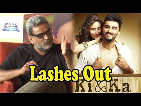 R Balki Lashes Out On Critics For Giving Bad Revie