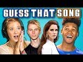 TEENS GUESS THAT SONG CHALLENGE #6 (REACT)