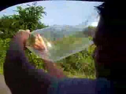 Highway Condom Explosion