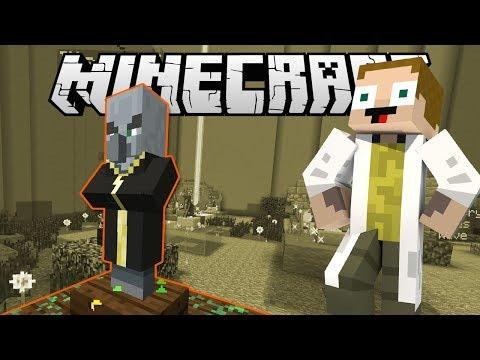 [GEJMR] Minecraft - Tower Defence - Speciální Villager věž - díl #2