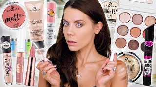 FULL FACE OF ESSENCE TESTED | Winners & Duds by Glam Life Guru