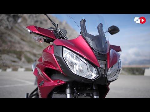 Vídeos de la Yamaha Tracer 700