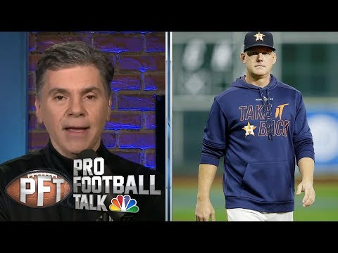 Would Houston Astros scandal last for two years in NFL?  Pro Football Talk  NBC Sports