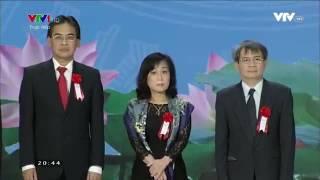 LỄ TRAO GIẢI THƯỞNG HỒ CHÍ MINH NĂM 2016