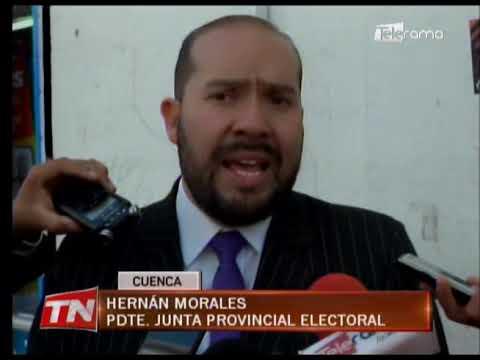 Primeros resultados de elecciones estarían a partir de las 21 horas