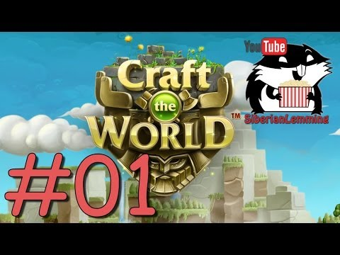 Craft The World s01 e01 \