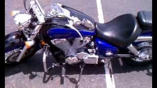 8. 2004 Honda Shadow Aero 750