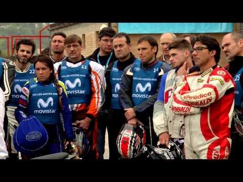 """Vídeos de '""""Vive las motos con Movistar"""", una jornada para aprender'"""