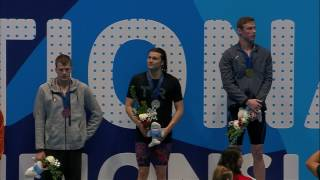 Men's 100m Breast A Final  2017 Phillips 66 National Championships