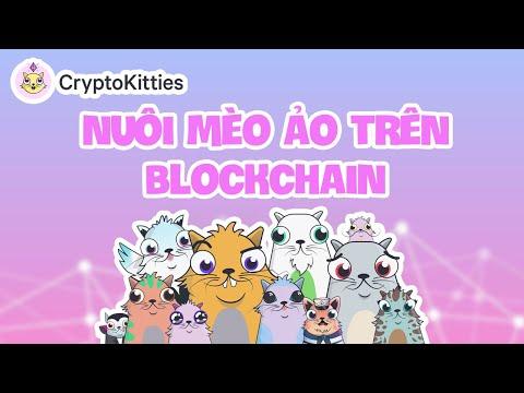 Hướng dẫn CryptoKitties – nuôi mèo ảo trên blockchain