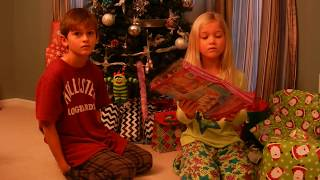 Christmas Morning 2013 Part 1