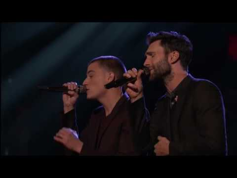 "Adam Levine & Chris Jamison - ""Lost Without U"" (The Voice 2014 Finale)"