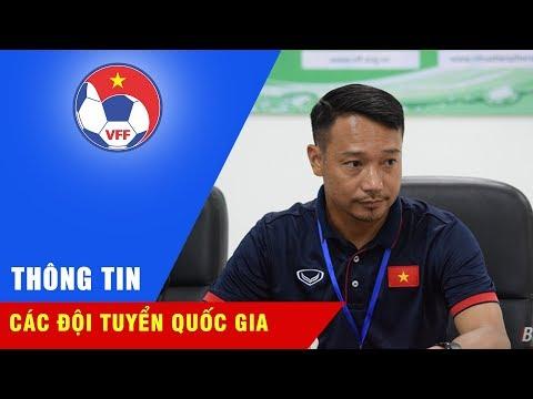 HLV trưởng Vũ Hồng Việt: