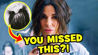 Video 7 Monstrous THINGS YOU MISSED In Bird Box! MP3, 3GP, MP4, WEBM, AVI, FLV Januari 2019