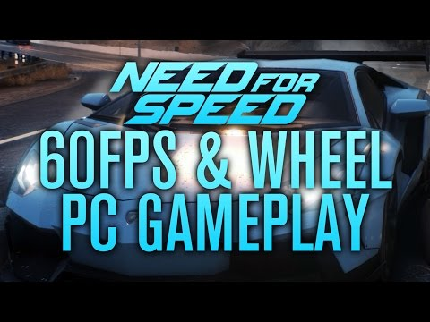 Need for Speed : vidéo de gameplay sur PC