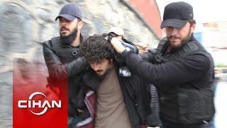 Okmeydanı'nda 5 kişi gözaltına alındı