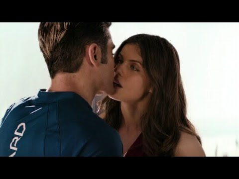 Video Alexandra Daddario and Zac Efron kiss scene in Baywatch download in MP3, 3GP, MP4, WEBM, AVI, FLV January 2017
